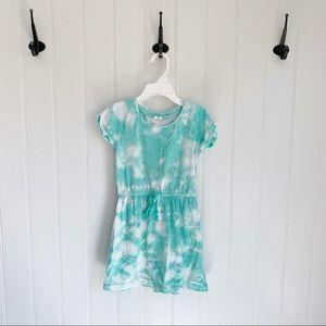 🌸 Baby GAP Tie Dye Dress Size 5T